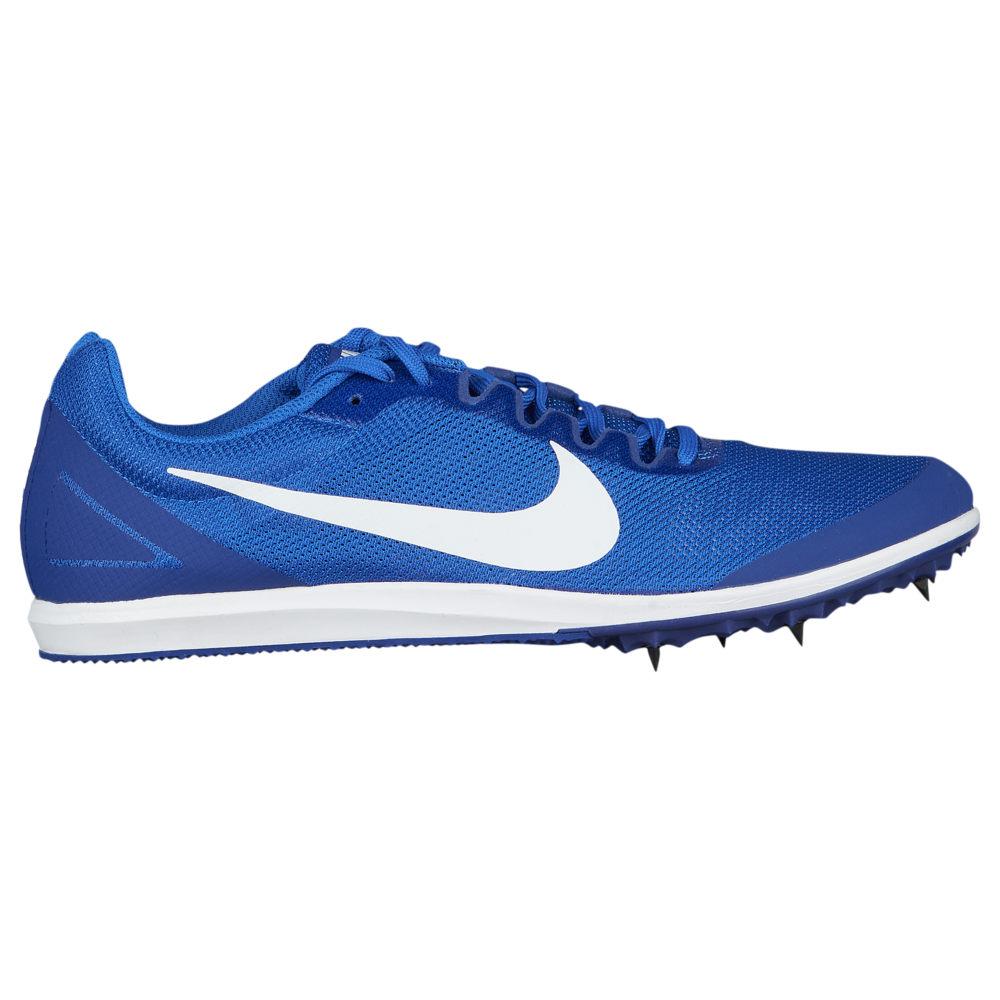 ナイキ Nike メンズ 陸上 シューズ・靴【zoom rival d 10】Hyper Royal/White/Deep Royal Blue/Black
