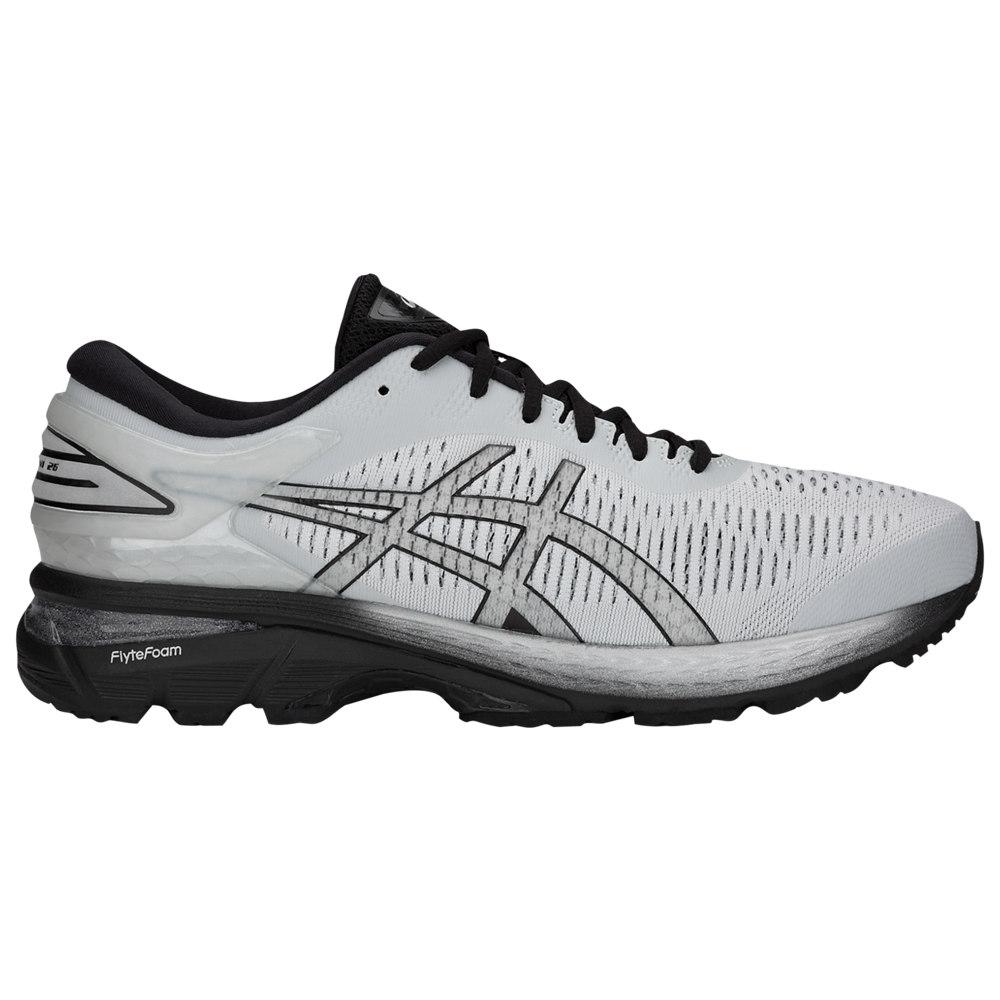 アシックス ASICS? メンズ ランニング・ウォーキング シューズ・靴【GEL-Kayano 25】Glacier Grey/Black