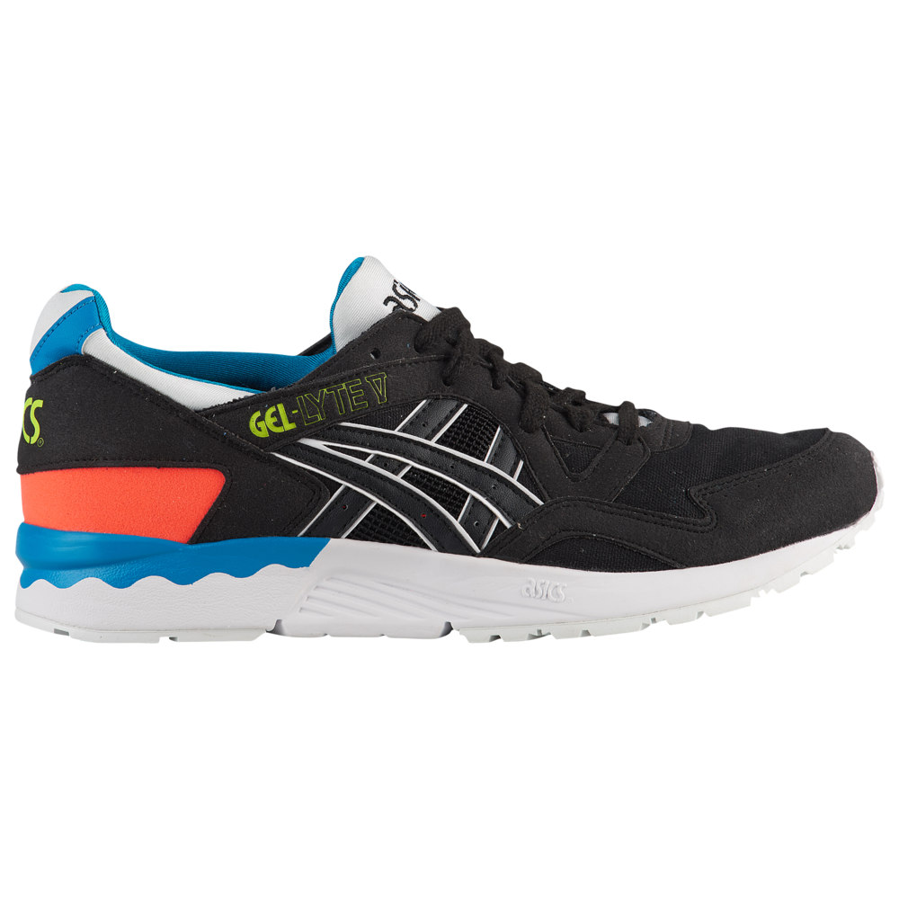 アシックス ASICS Tiger メンズ ランニング・ウォーキング シューズ・靴【GEL-Lyte V】Black/Black