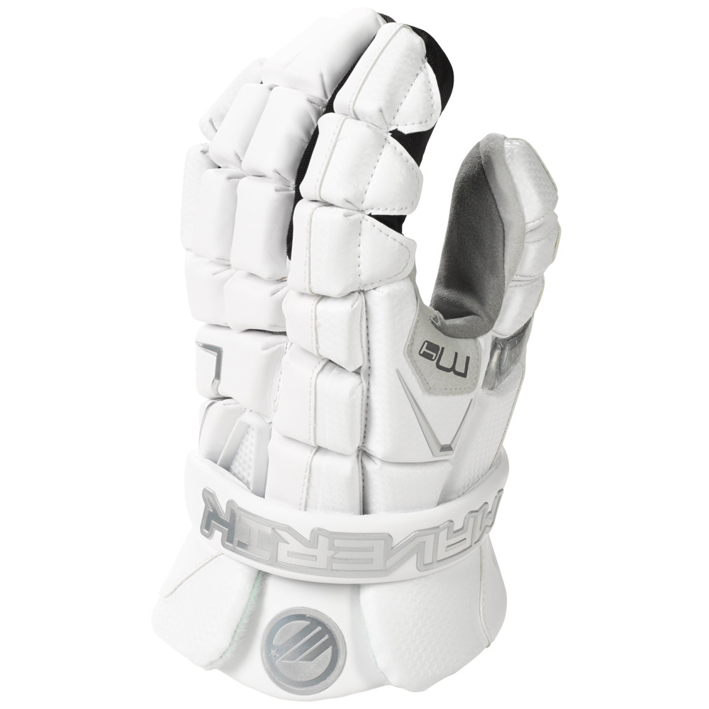 マーヴェリック Maverik Lacrosse メンズ ラクロス グローブ【m4 glove】White