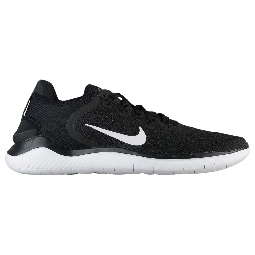 ナイキ Nike メンズ ランニング・ウォーキング シューズ・靴【Free RN 2018】Black/White
