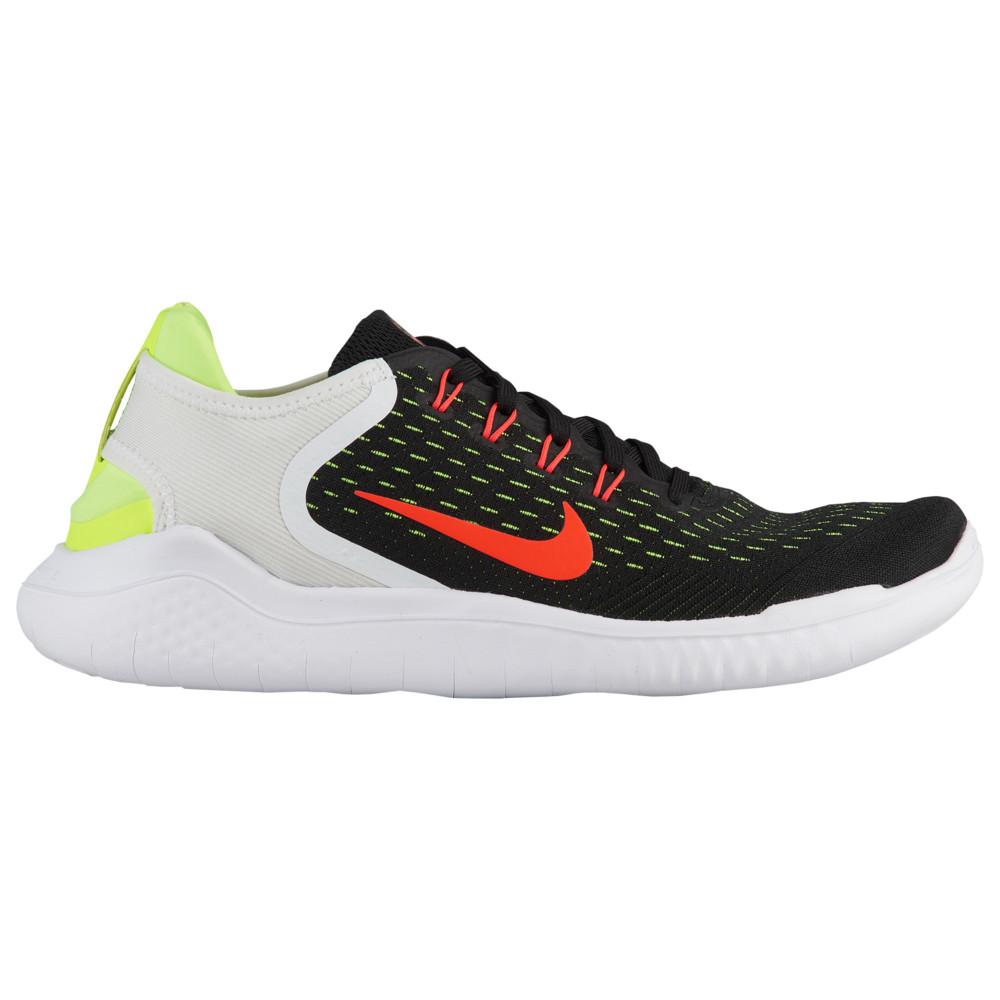 ナイキ Nike メンズ ランニング・ウォーキング シューズ・靴【Free RN 2018】Black/Bright Crimson/Volt/White