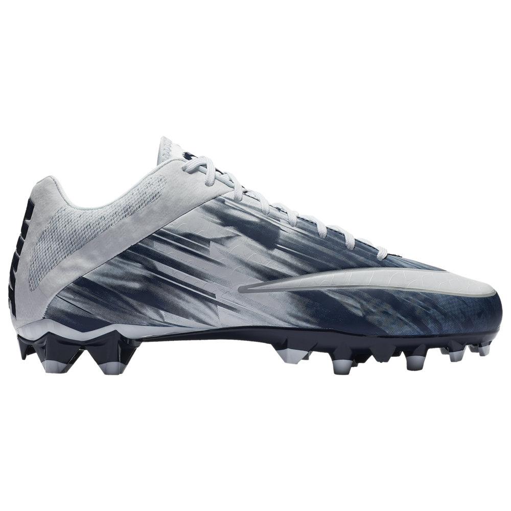 ナイキ Nike メンズ ラクロス シューズ・靴【vapor speed 2 lacrosse】White/White/Midnight Navy/Pure Platinum