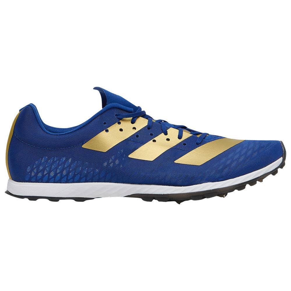 アディダス adidas メンズ 陸上 シューズ・靴【adizero xc sprint】Glow Blue/Gold Metallic/Collegiate Royal