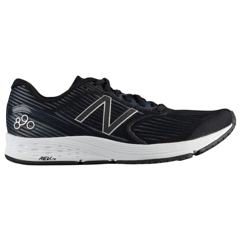 ニューバランス New Balance メンズ ランニング・ウォーキング シューズ・靴【890 V6】Black/Thunder/White Munsell