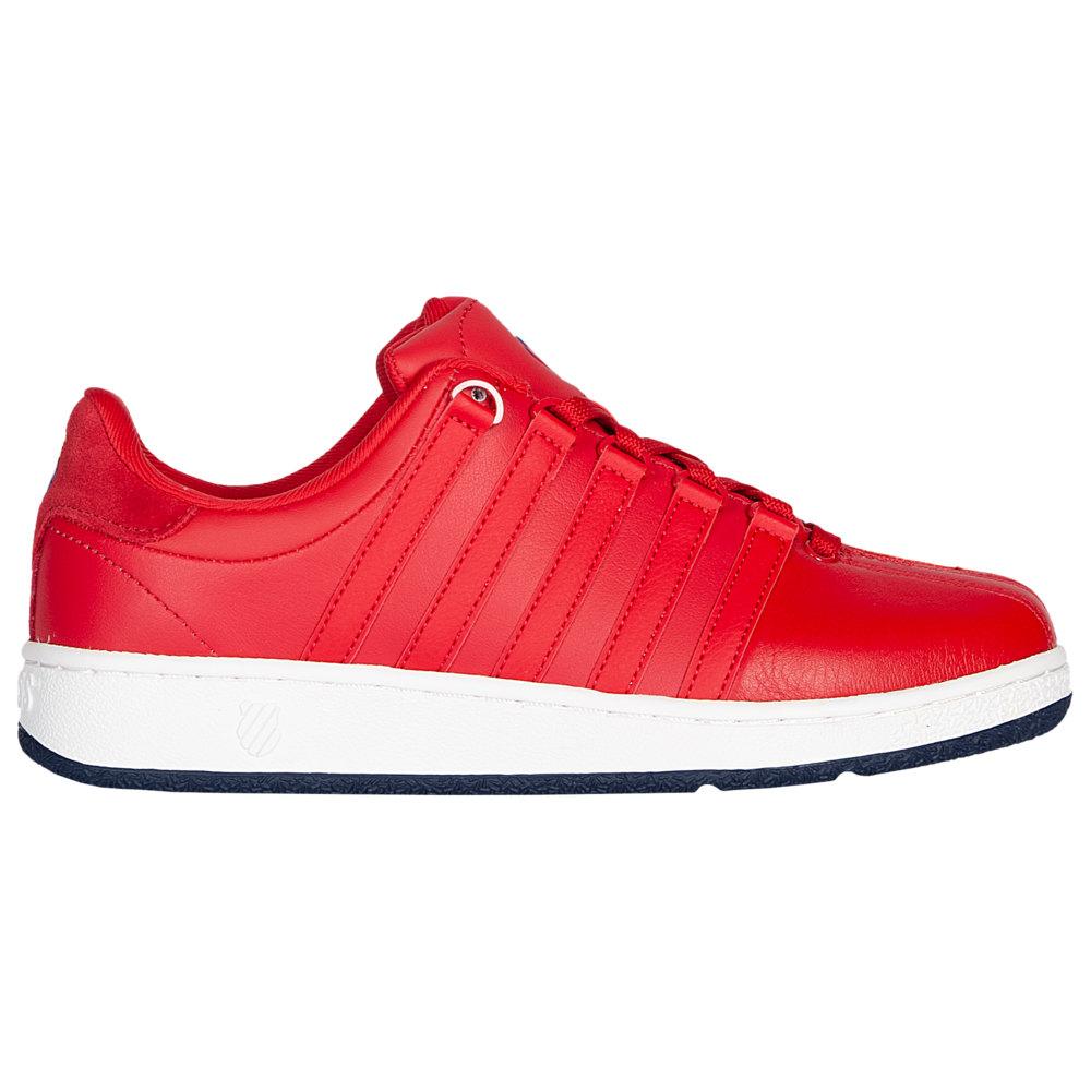 ケースイス K-Swiss レディース スニーカー シューズ・靴【classic vn heritage】Red/Navy