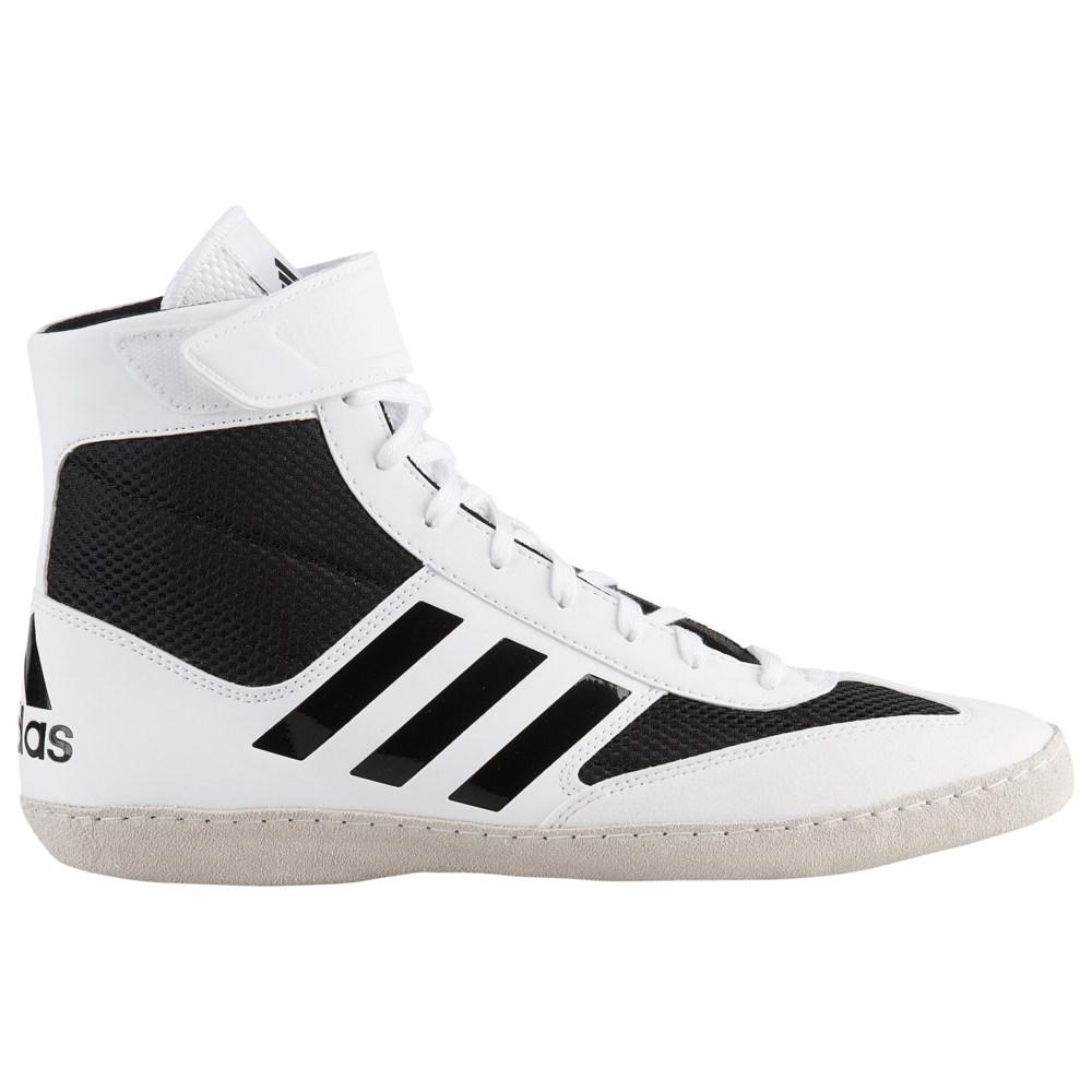 アディダス adidas メンズ レスリング シューズ・靴【combat speed 5】White/Black