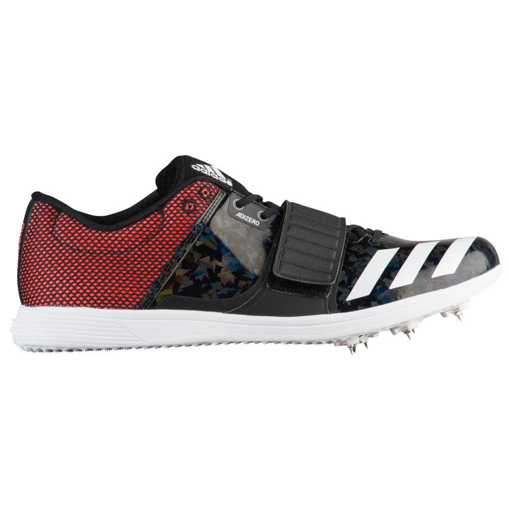 アディダス adidas メンズ 陸上 シューズ・靴【adizero tj/pv】Core Black/Footwear White/Orange