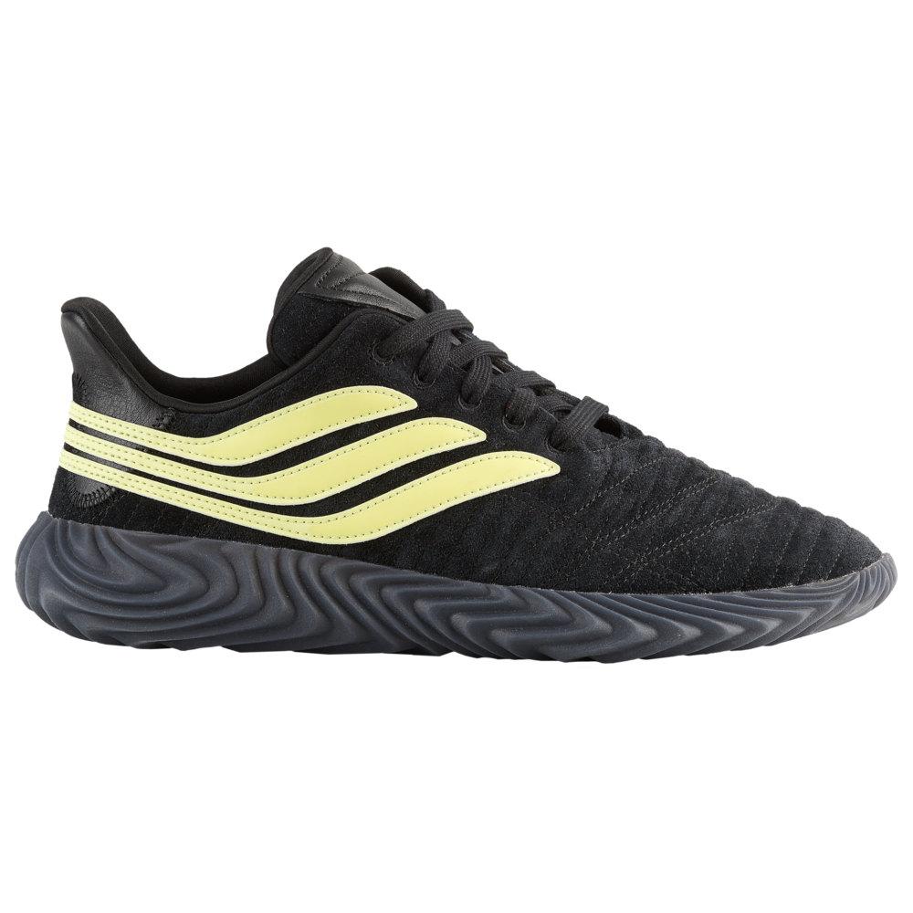 アディダス adidas Originals メンズ ランニング・ウォーキング シューズ・靴【Sobakov】Black/Semi Frozen Yellow