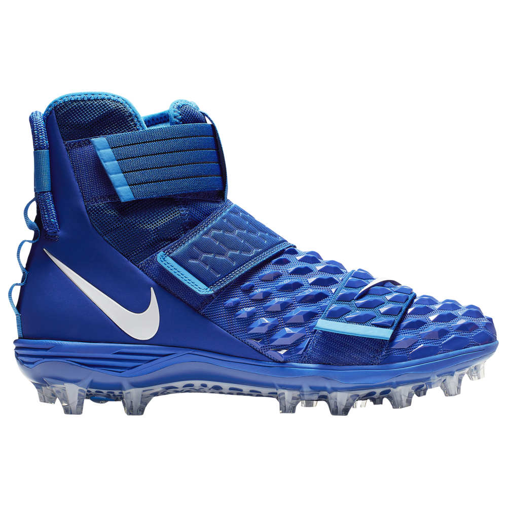 ナイキ Nike メンズ アメリカンフットボール シューズ・靴【force savage elite 2 td】Game Royal/White/Photo Blue