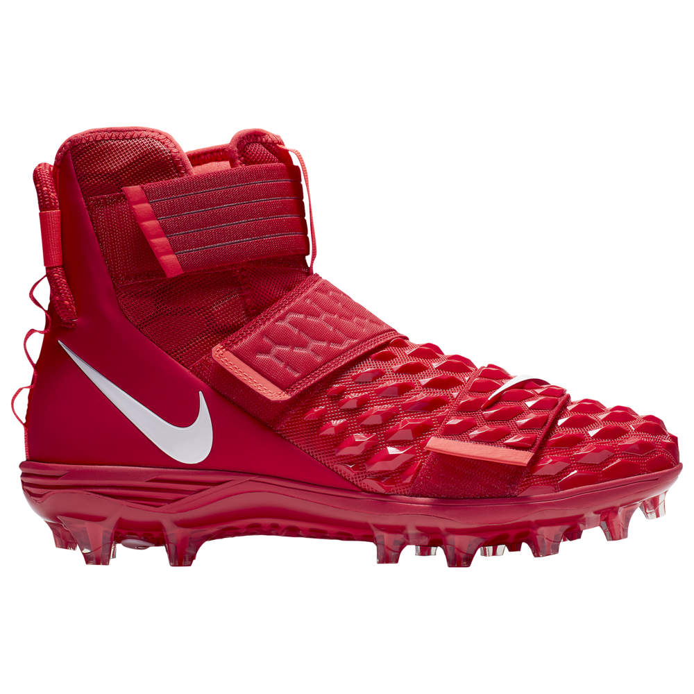 ナイキ Nike メンズ アメリカンフットボール シューズ・靴【force savage elite 2 td】University Red/White/Bright Crimson