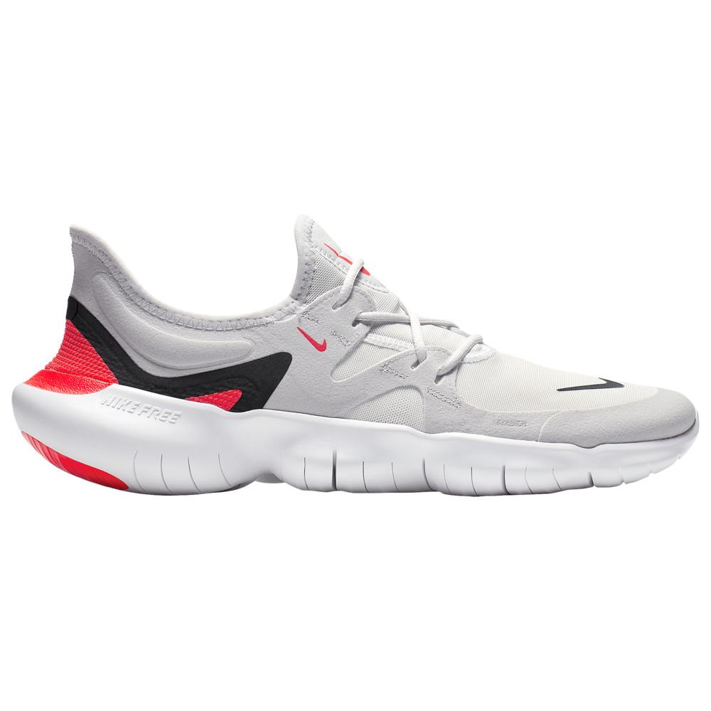 ナイキ Nike メンズ ランニング・ウォーキング シューズ・靴【Free RN 5.0】Vast Grey/Black/White/Bright Crimson