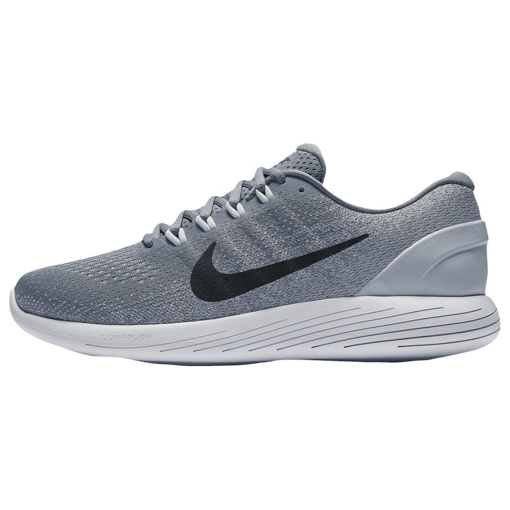 ナイキ Nike メンズ ランニング・ウォーキング シューズ・靴【LunarGlide 9】Cool Grey/Black/Pure Platinum/White