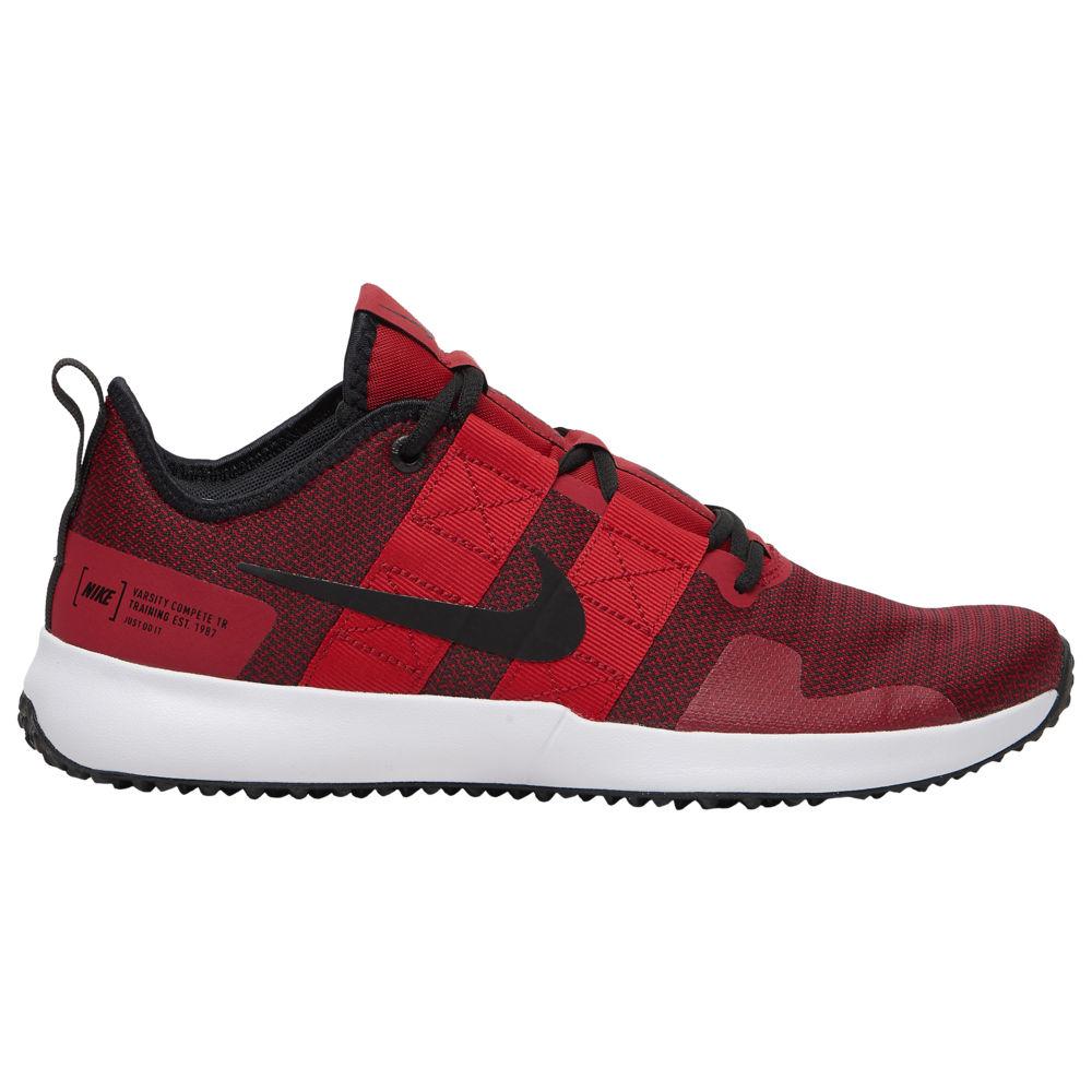 ナイキ Nike メンズ フィットネス・トレーニング シューズ・靴【Varsity Compete TR 2】Gym Red/Black