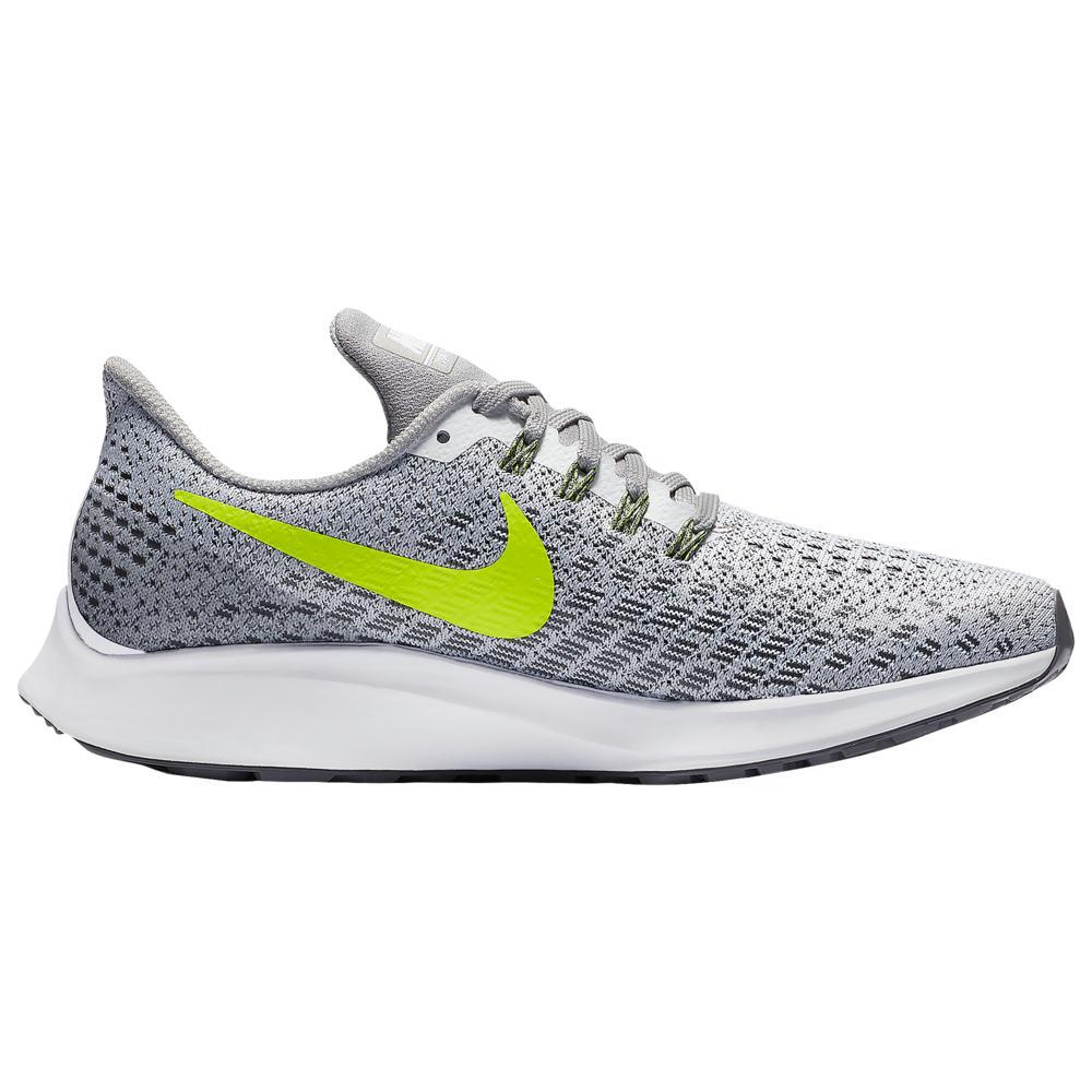 ナイキ Nike レディース ランニング・ウォーキング シューズ・靴【Air Zoom Pegasus 35】White/Volt/Gunsmoke/Atmosphere Grey
