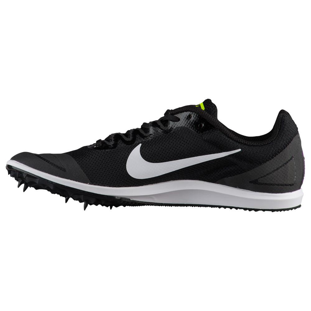 ナイキ Nike レディース 陸上 シューズ・靴【zoom rival d 10】Black/White/Volt