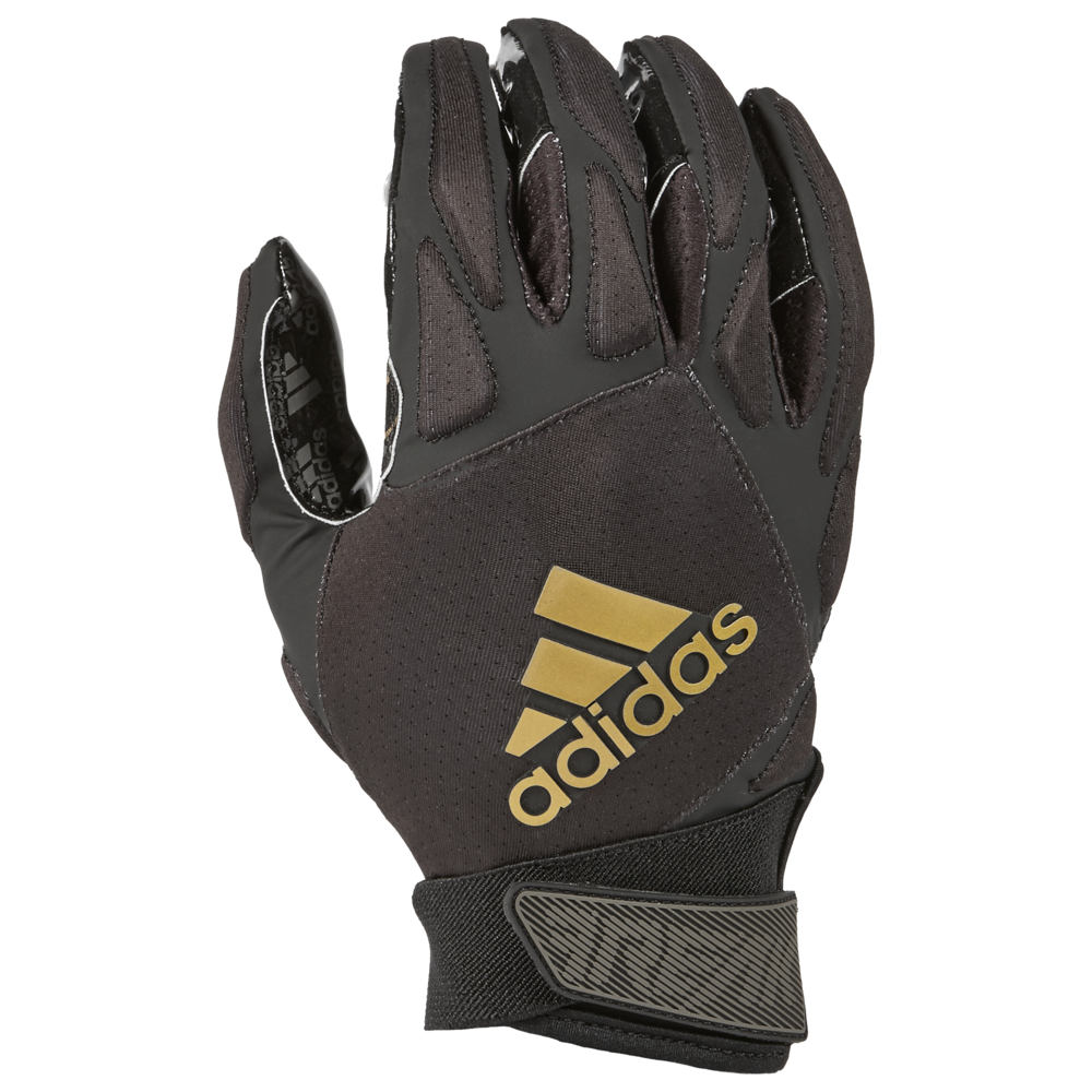 アディダス adidas メンズ アメリカンフットボール レシーバーグローブ グローブ【freak 4.0 padded receiver glove】Black