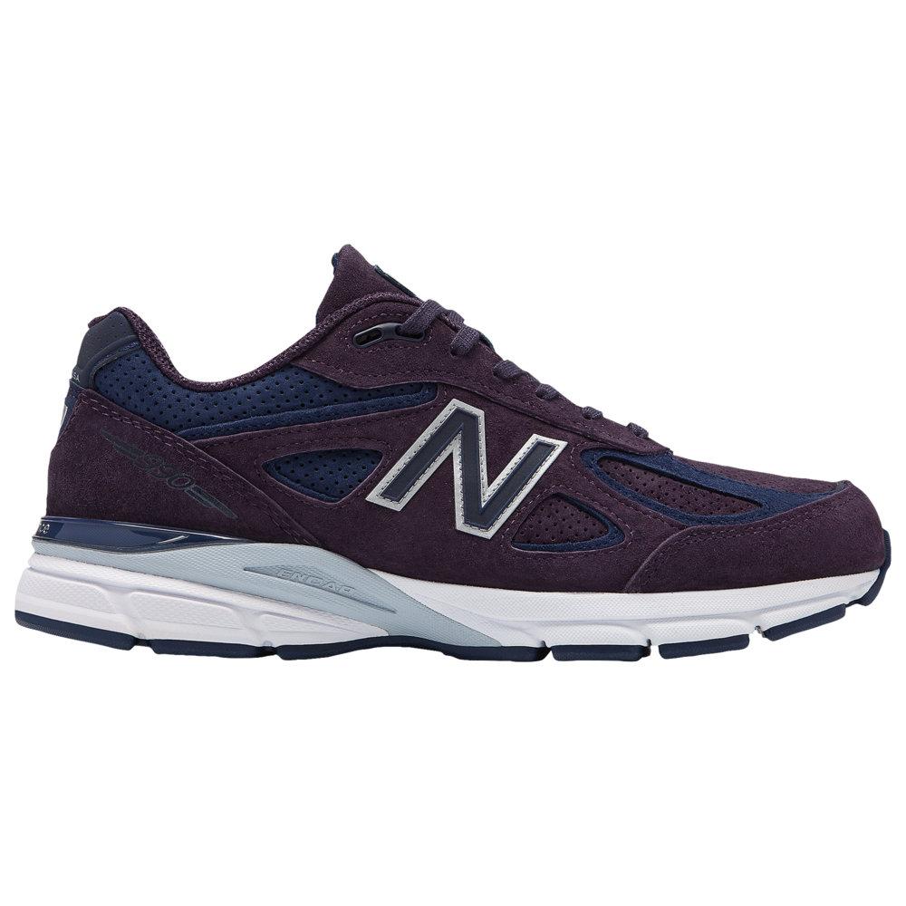 ニューバランス New Balance メンズ ランニング・ウォーキング シューズ・靴【990v4】Elderberry Made in the USA