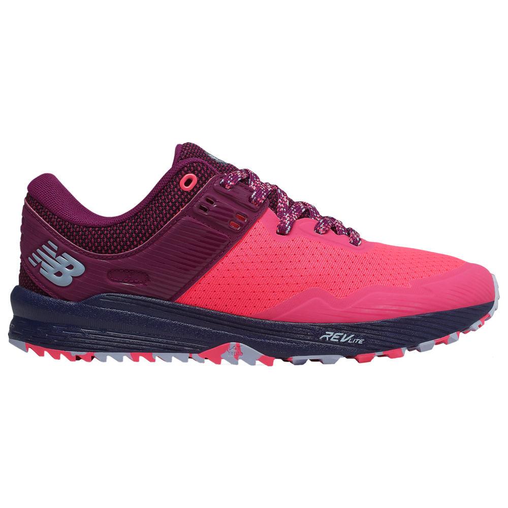 ニューバランス New Balance レディース ランニング・ウォーキング シューズ・靴【Nitrel Trail V2】Pink Zing/Claret/Pigment