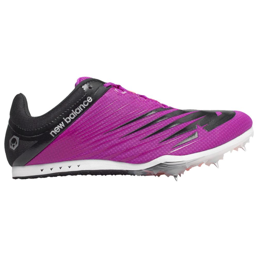 ニューバランス New Balance レディース 陸上 シューズ・靴【md500 v6】Voltage Violet/Black