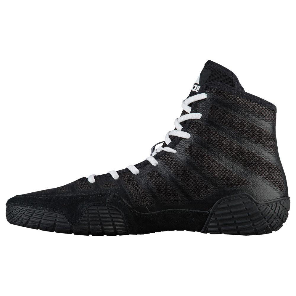 アディダス adidas メンズ レスリング シューズ・靴【adizero varner 2】Black/White/Black