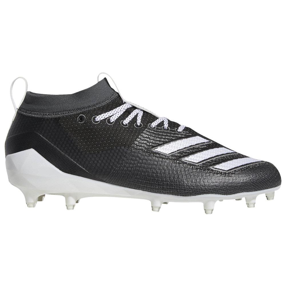 アディダス adidas メンズ アメリカンフットボール シューズ・靴【adizero 8.0】Core Black/White