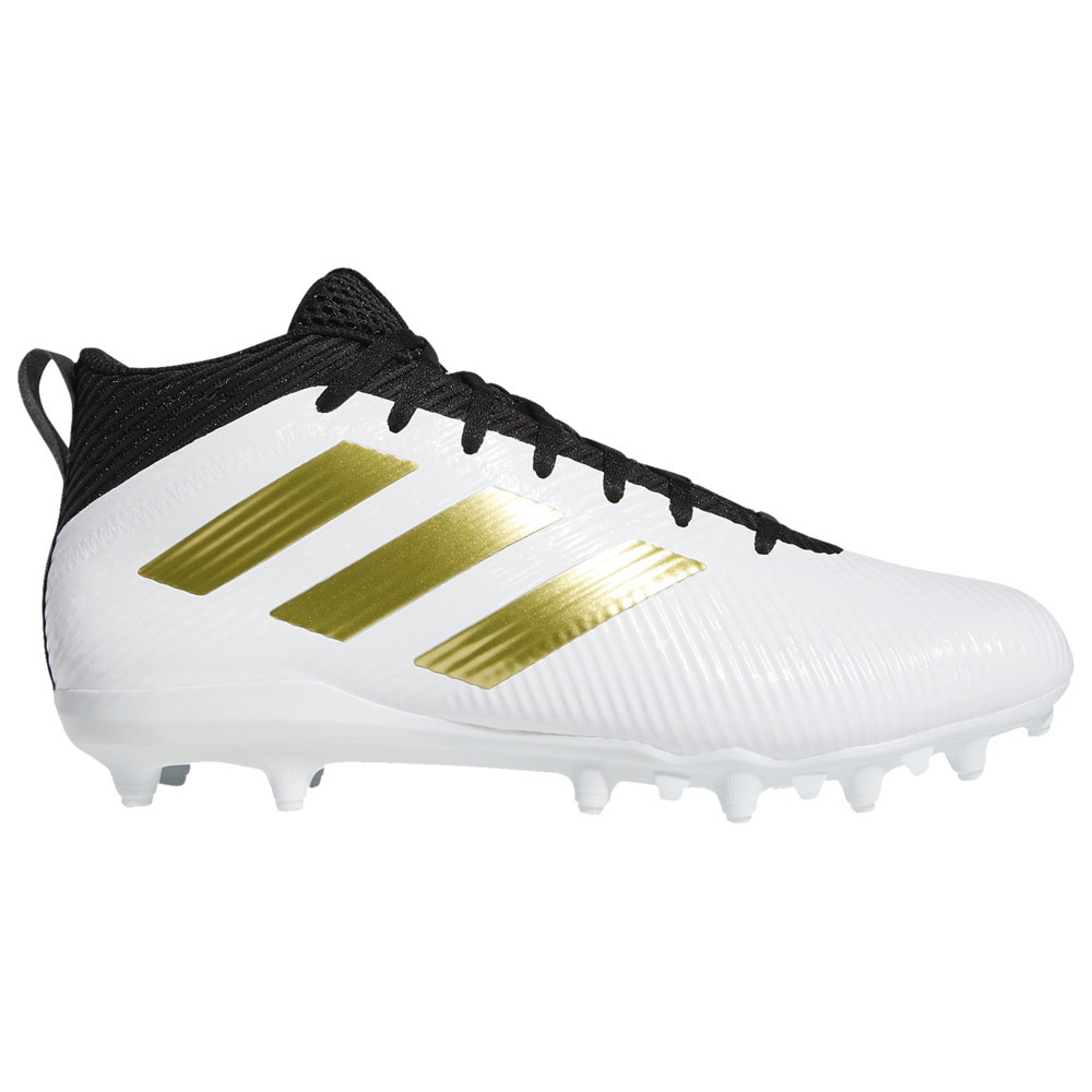 アディダス adidas メンズ アメリカンフットボール シューズ・靴【freak ghost】White/Gold/Core Black