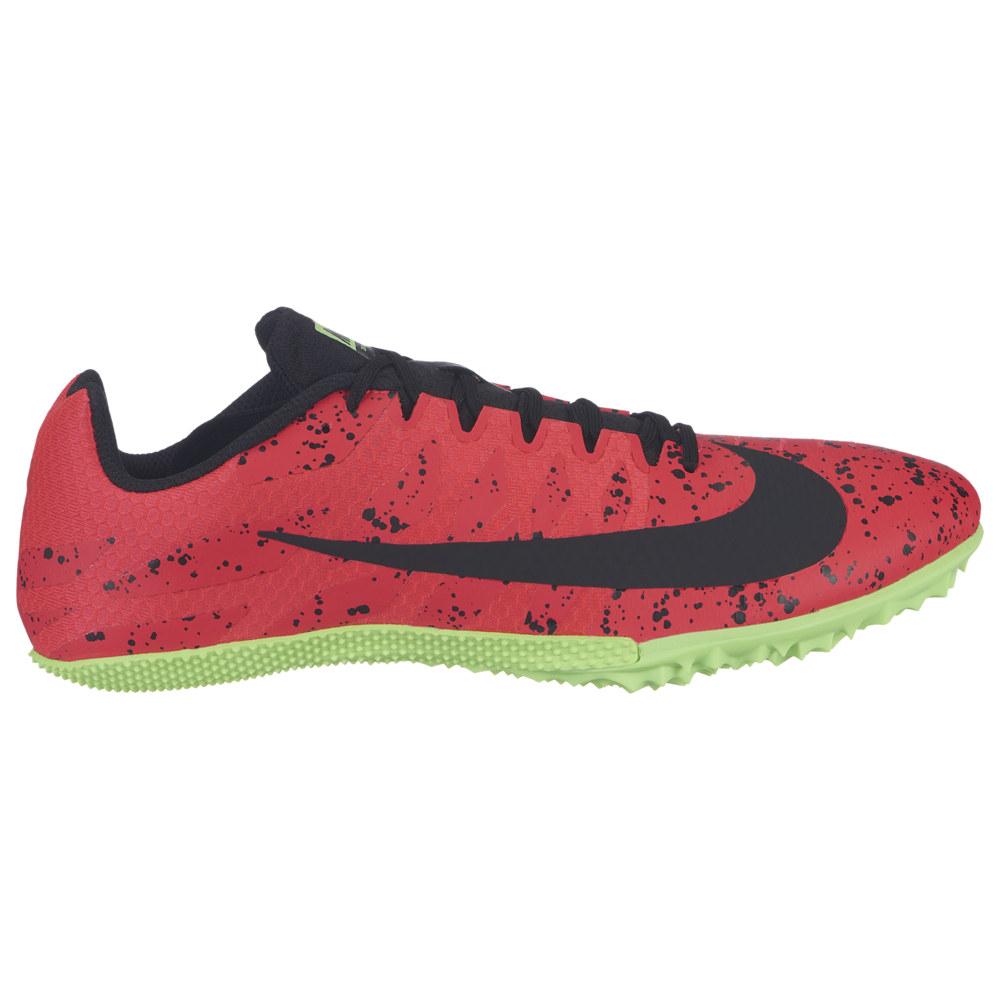 ナイキ Nike メンズ 陸上 シューズ・靴【zoom rival s 9】Red Orbit/Black/Lime Blast