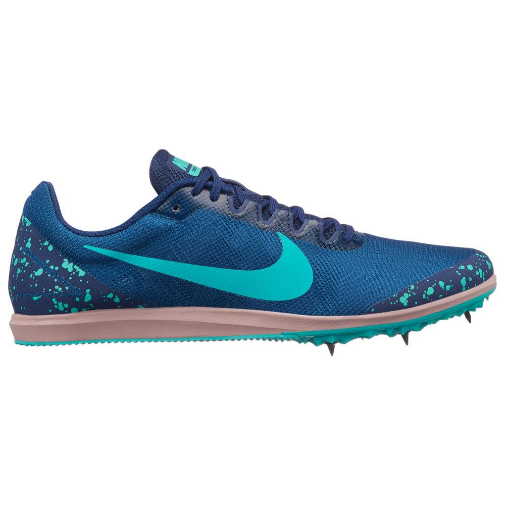 ナイキ Nike メンズ 陸上 シューズ・靴【zoom rival d 10】Blue Force/Hyper Jade/Blue Void/Diffused Taupe