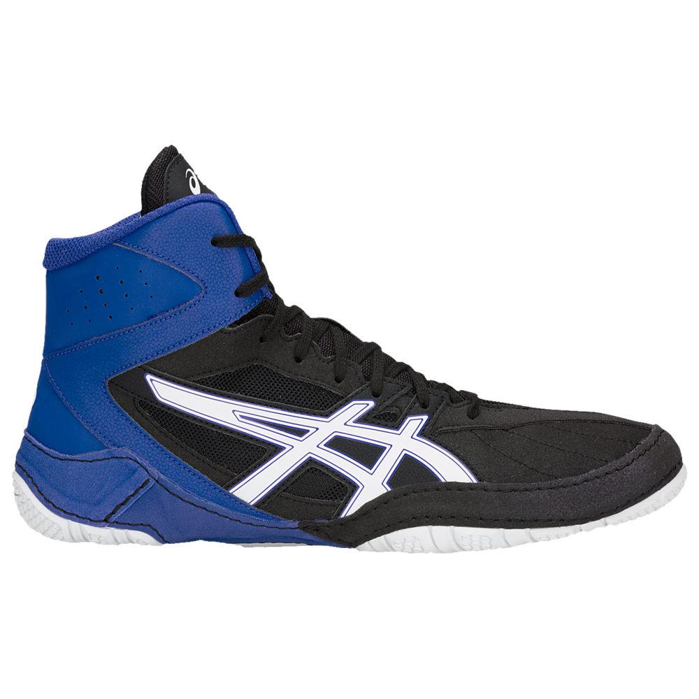 アシックス ASICS? メンズ レスリング シューズ・靴【mat control】Blue/Black/White
