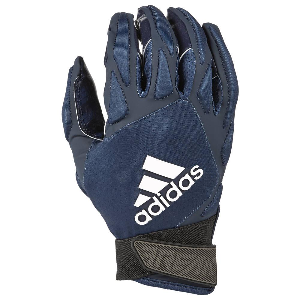 アディダス adidas メンズ アメリカンフットボール レシーバーグローブ グローブ【freak 4.0 padded receiver glove】Navy