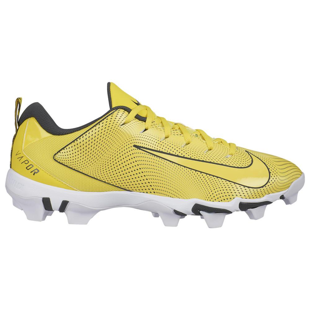 ナイキ Nike メンズ アメリカンフットボール シューズ・靴【vapor shark 3】Opti Yellow/Opti Yellow/White