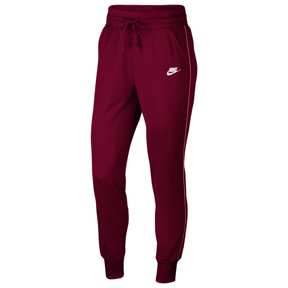 ナイキ Nike レディース スウェット・ジャージ ボトムス・パンツ【heritage track pants】Team Red
