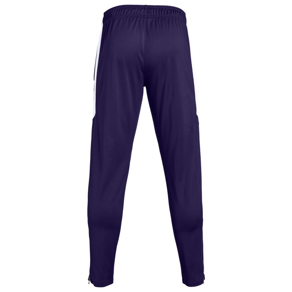 アンダーアーマー Under Armour Team メンズ フィットネス・トレーニング ボトムス・パンツ【team rival knit warm-up pants】Purple/White