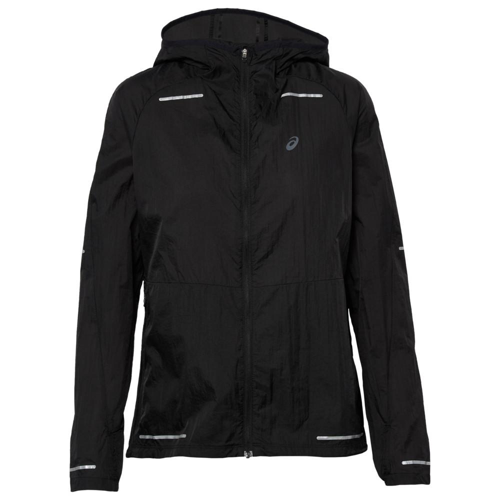 アシックス ASICS レディース フィットネス・トレーニング ジャケット アウター【lite show jacket】Black