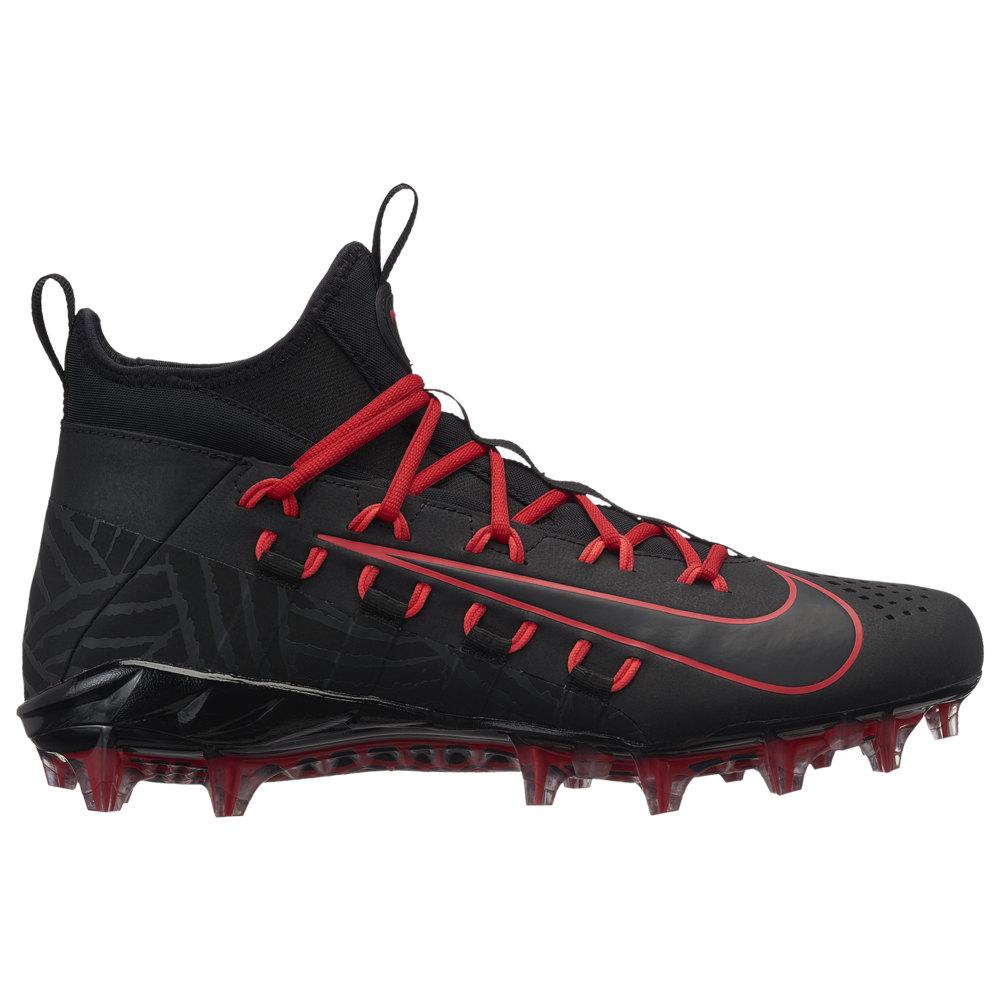 ナイキ Nike メンズ ラクロス シューズ・靴【alpha huarache 6 elite lax】Black/Black/Black/Hyper Red