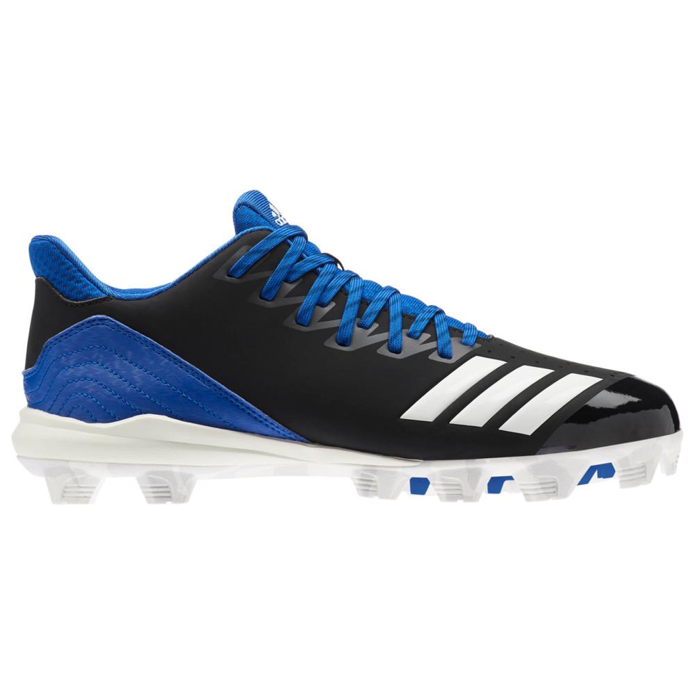 アディダス adidas メンズ 野球 シューズ・靴【Icon 4 MD】Black/Royal