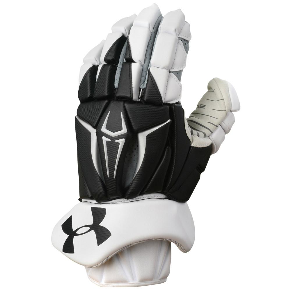 アンダーアーマー Under Armour メンズ ラクロス グローブ【command pro ii glove】Black Medium 12