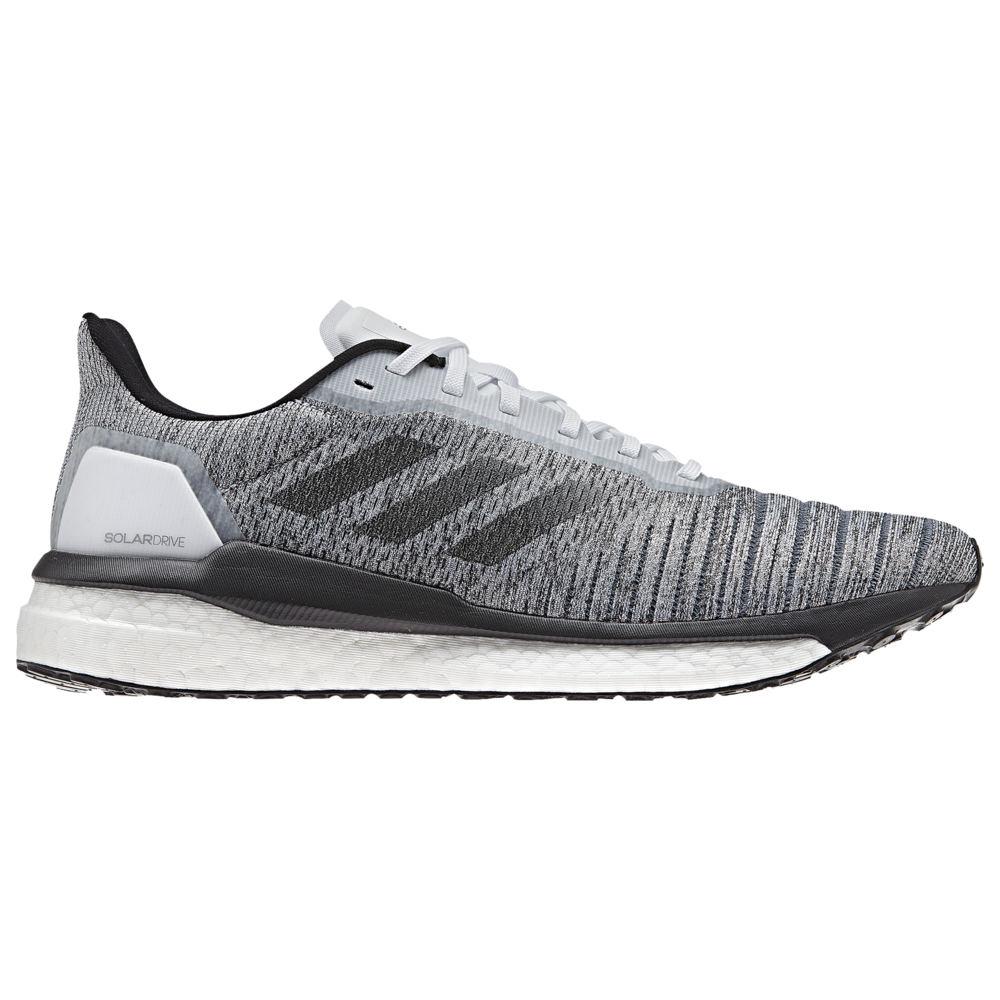 アディダス adidas メンズ ランニング・ウォーキング シューズ・靴【Solar Drive】White/Core Black/Grey Three