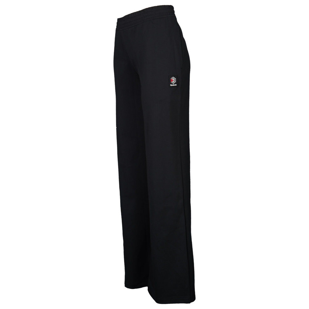 リーボック Reebok レディース スウェット・ジャージ ボトムス・パンツ【essentials track pants】Black