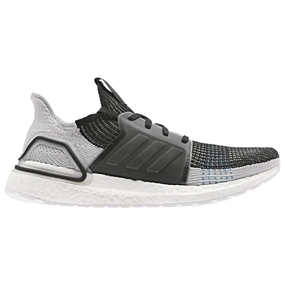 アディダス adidas メンズ ランニング・ウォーキング シューズ・靴【Ultraboost 19】Core Black/Grey Six/Shock Cyan