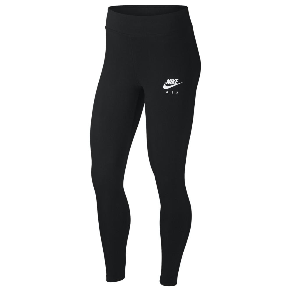 ナイキ Nike レディース インナー・下着 スパッツ・レギンス【Air Leggings】Black/White