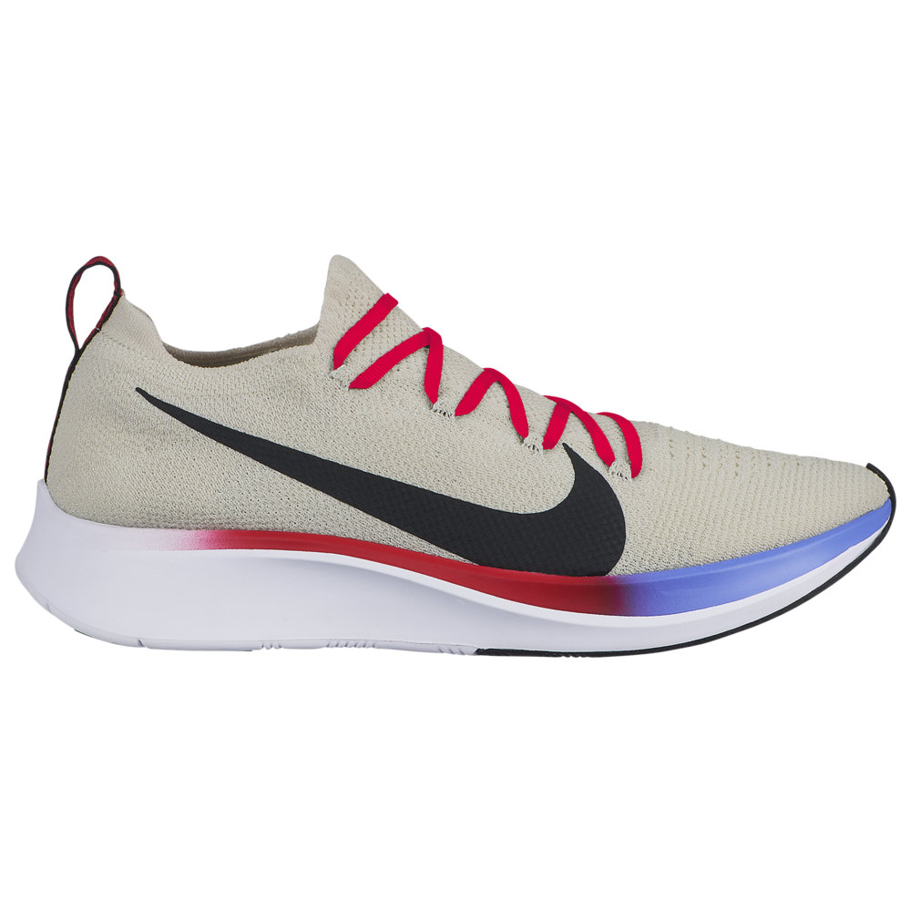 ナイキ Nike メンズ 陸上 シューズ・靴【zoom fly flyknit】Light Cream/Black/University Red