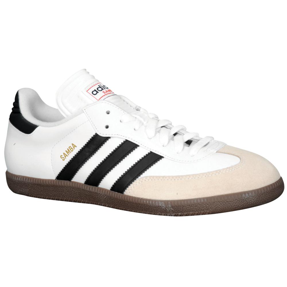 アディダス adidas メンズ サッカー シューズ・靴【Samba Classic】White/Black