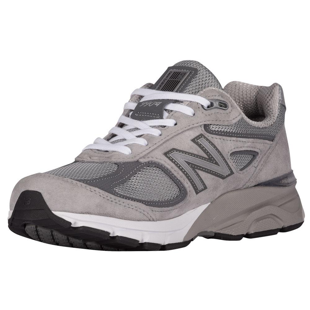 ニューバランス New Balance レディース ランニング・ウォーキング シューズ・靴【990】Grey/Castlerock B Width