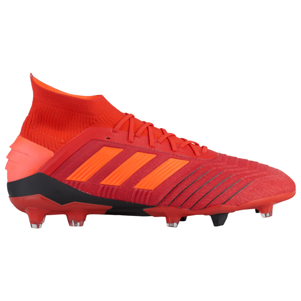 アディダス adidas メンズ サッカー シューズ・靴【Predator 19.1 FG】Active Red/Solar Red/Core Black Initiator