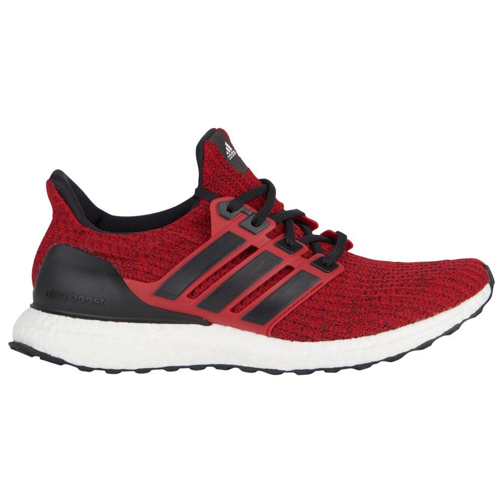 アディダス adidas メンズ ランニング・ウォーキング シューズ・靴【Ultraboost】Red/Black/White Louisville