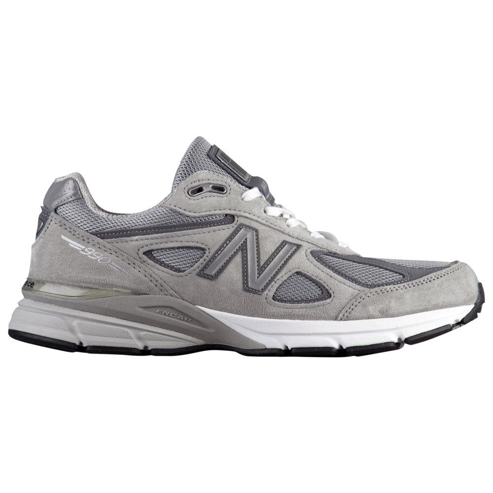 ニューバランス New Balance メンズ ランニング・ウォーキング シューズ・靴【990v4】Grey/Castlerock Made in USA