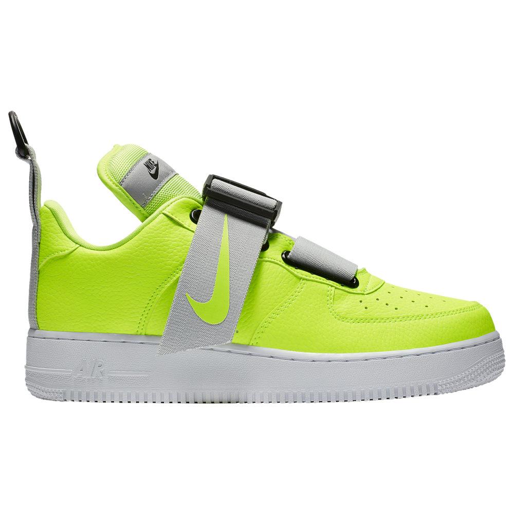 ナイキ Nike メンズ シューズ・靴 スニーカー【Air Force 1 Utility】Volt/White/Black