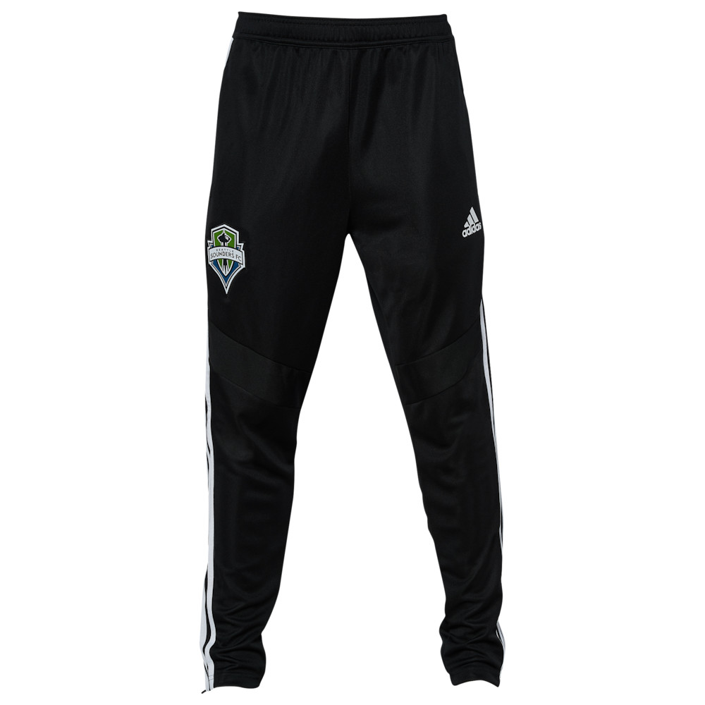 アディダス adidas メンズ サッカー ボトムス・パンツ【MLS Training Pants】MLS Seattle Sounders FC Black